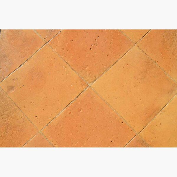 Pavimenti per interni in cotto - Quadrato Giallo Umbro