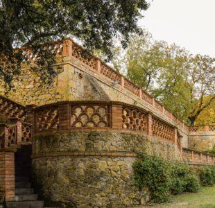Il cotto in giardino 11 - Cotto del Perugino