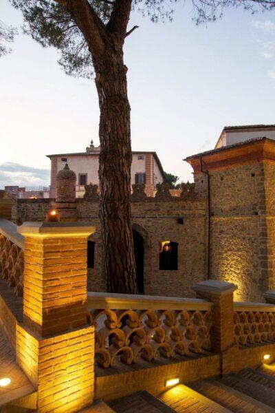 Il cotto in giardino 12 - Cotto del Perugino