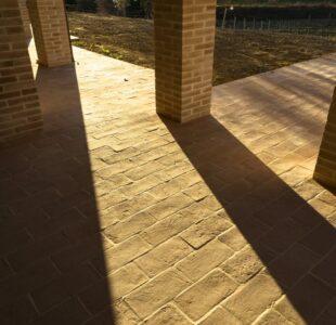 Il cotto in giardino 8 - Cotto del Perugino
