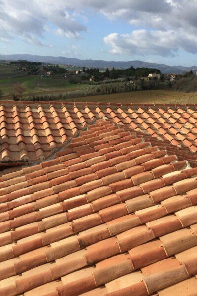 Tetti e Sottotetti in cotto 10 - Cotto del Perugino