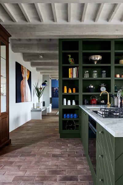 pavimento in cotto color argilla scura 4 - Cotto del Perugino